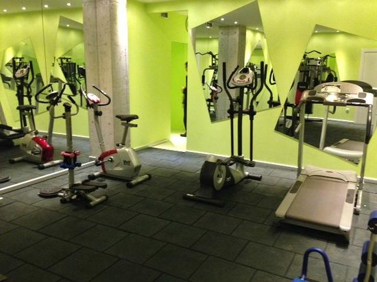 L'onde Business Suites: Fitness