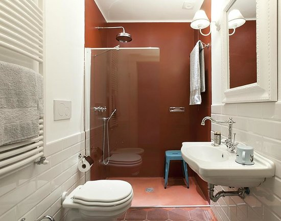 Bagno Camera Con Letto Alla Francese Foto Di Bed And Breakfast