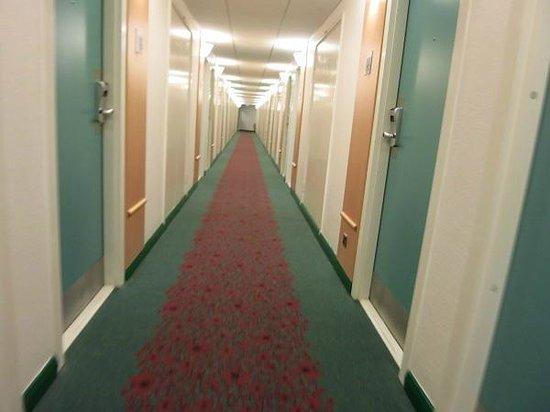 Ibis London Euston St Pancras: 廊下