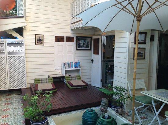 W Home Bangkok: Groundfloor