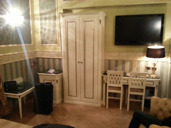 Residenza Montecitorio : Chambre