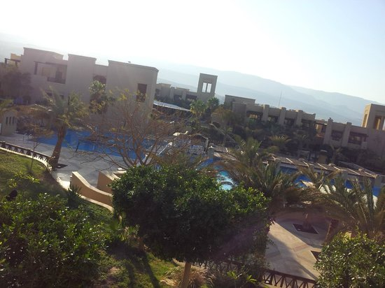 Holiday Inn Resort Dead Sea: Interesting