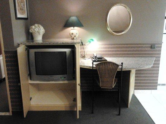 Arass Hotel & Business Flats: Leefruimte