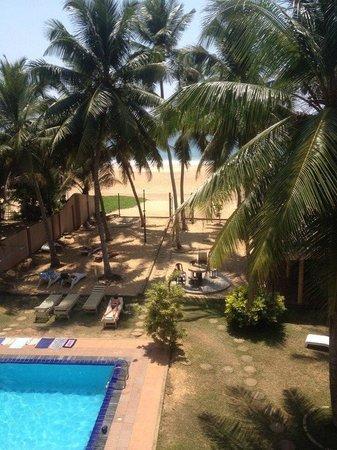 Hotel Ocean View Cottage: Отель