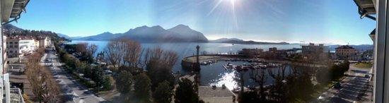 Hotel Ancora : camera vista lago!