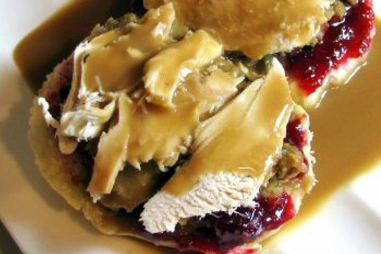 MJs American Diner : Thanksgiving Day Special