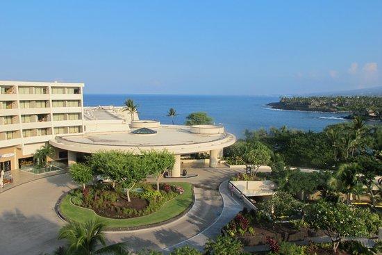 Sheraton Kona Resort & Spa at Keauhou Bay: view