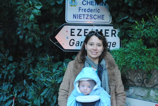Nietzsche Path: Chemin de Nitzsche
