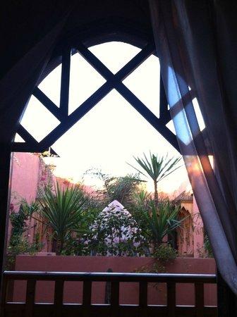 Riad Amira Victoria: Vista desde la habitación