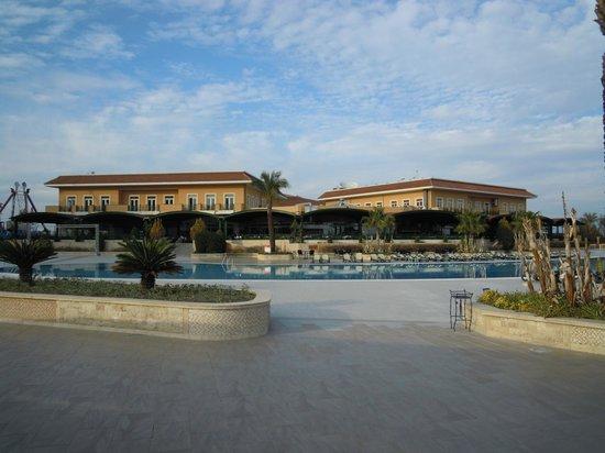 Crystal Paraiso Verde Resort & Spa: pool area