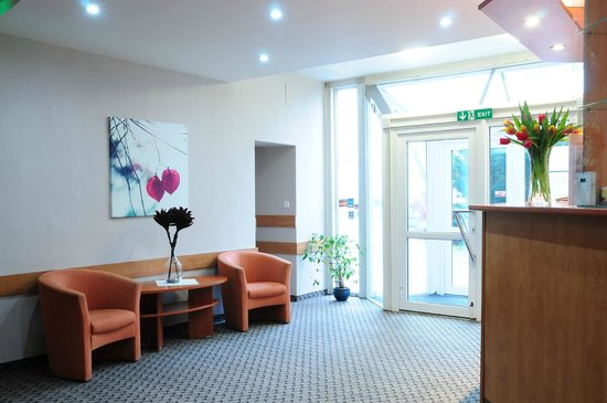 BEST Hotel Garni Olomouc: Reception
