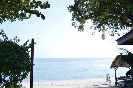 Seaview Paradise Resort Hotel: Пляж