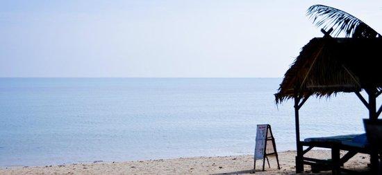 Seaview Paradise Resort Hotel : Море