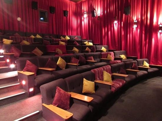 Comfortable Seating Picture Of Light House Cinema Cuba