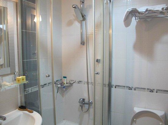 Amber Hotel: 307 Bathroom
