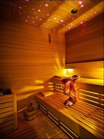 Ramada Plaza Istanbul Tekstilkent: Sauna