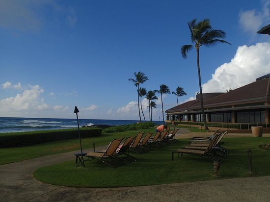 Sheraton Kauai Resort : grounds