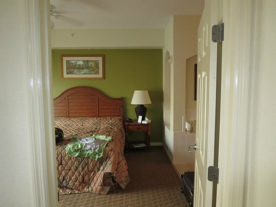 Lake Buena Vista Resort Village & Spa: master bedroom