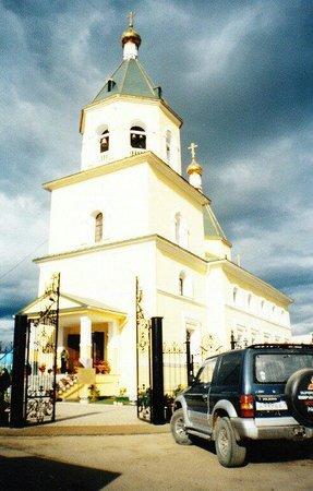 Olekminsk, Russland: Спасский собор