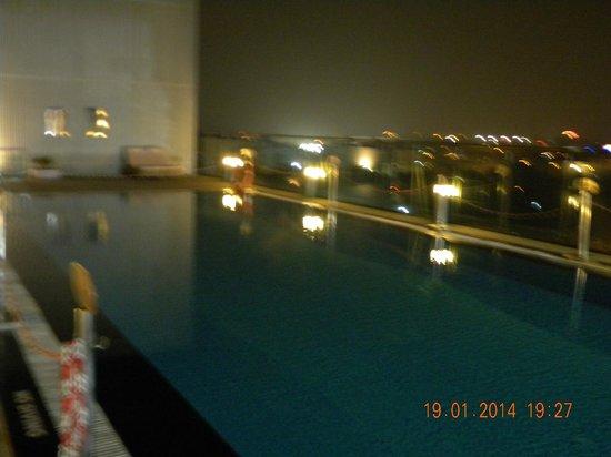 Fortune Select Metropolitan: pool