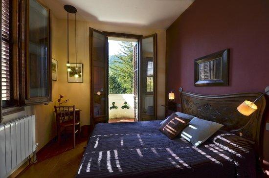 Hotel can Garay: Room 3 with balcony