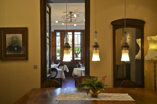Hotel can Garay: Dining room