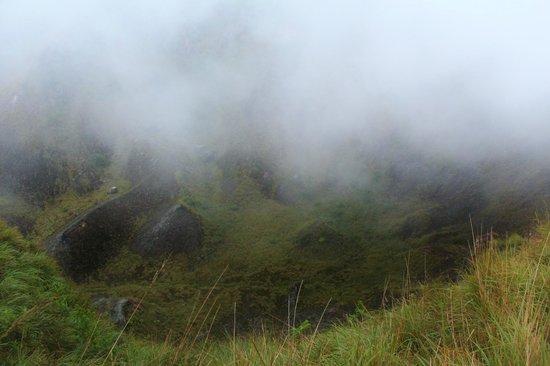 Mount Batur: На вершине
