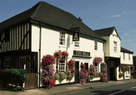 Summer days at The Bell Inn Horndon on The Hill