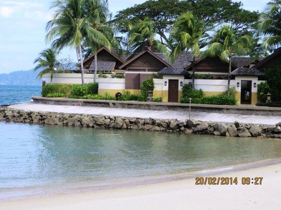 Shangri-La's Tanjung Aru Resort & Spa : The Spa