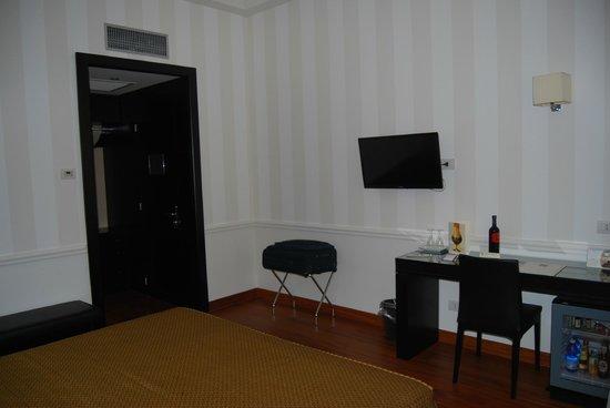 Il Principe Hotel: Habitacion