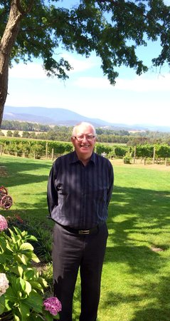 Yarra Valley Private Winery Tours: Evergreen's own- Geoff