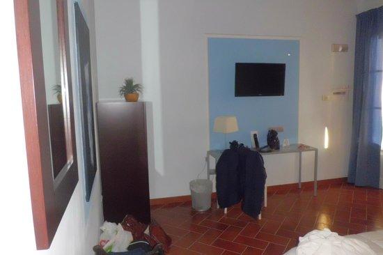 Cortona Resort & Spa: Stanza Quarzo