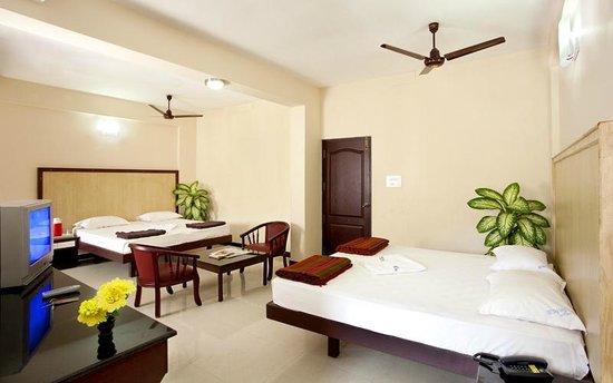 Palani, الهند: family room