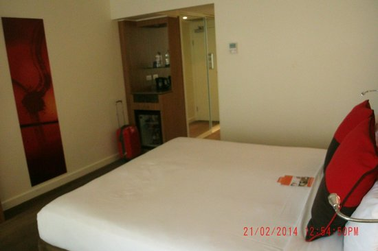 Novotel Brisbane: Room Pic 1