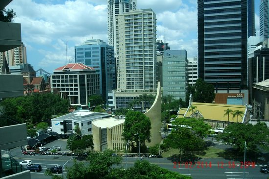 Novotel Brisbane: Our View