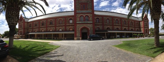 Chateau Tanunda: Totally beautiful