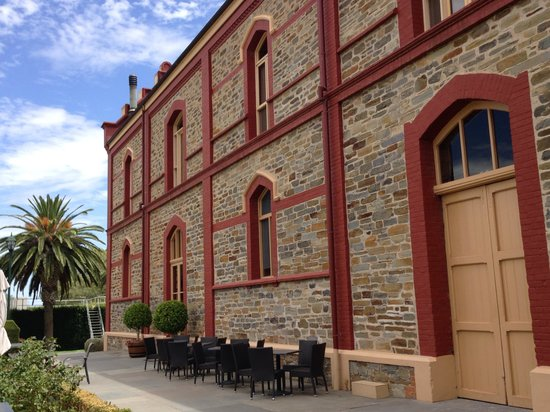 Chateau Tanunda: Lovely