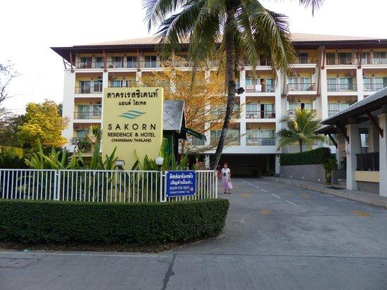 Sakorn Residence & Hotel: l'hôtel