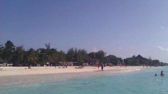 Zanzibar Star Resort: Nungwi beach