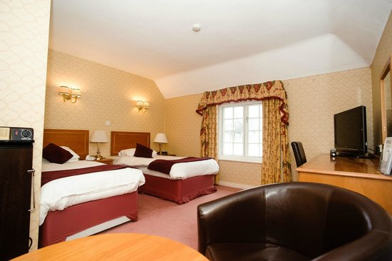 Howfield Manor Hotel: Twin