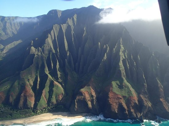 Jack Harter Helicopters - Tours: view from the chopper