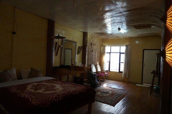 Mingalar Inn : Chambre