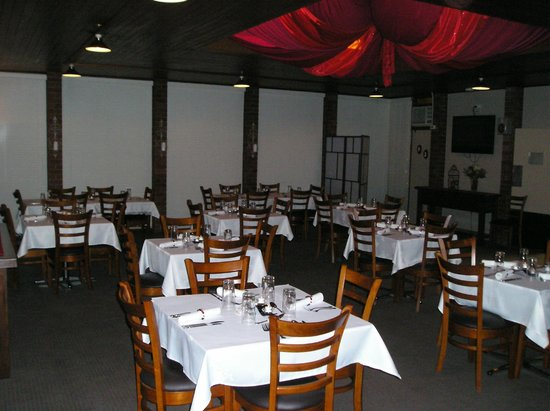 Sweet Assiette Restaurant: Dining room