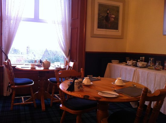 The Old Manse Guest House: Breakfast room