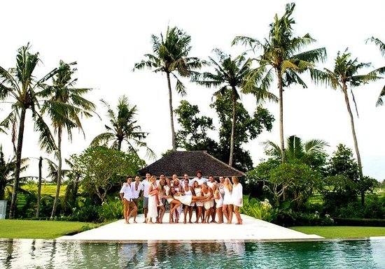 Villa Infinity Bali: My 30th at Villa Infinity