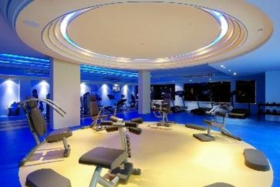 gym picture of premier le reve hotel spa adults only hurghada tripadvisor. Black Bedroom Furniture Sets. Home Design Ideas