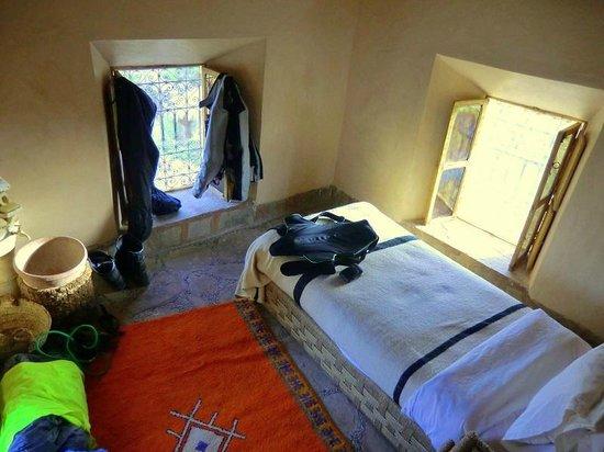 Kasbah Baha Baha: Habitación en una de las torres