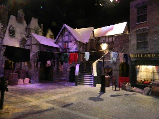 Dickens World: Main Square