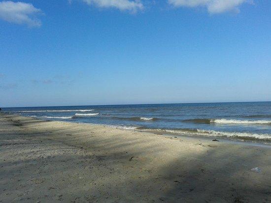 Faleza Hotel: plaża