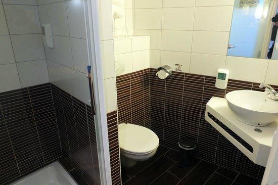 Best Western Plus Celtique Hotel & Spa : La salle de bains